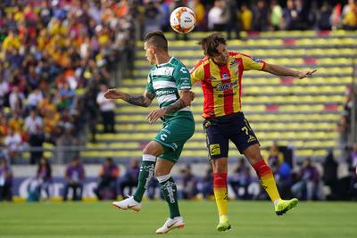 Santos no puede con Morelia en la jornada 2