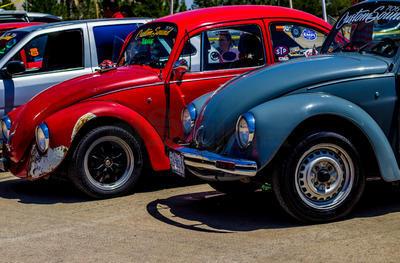 Llegan a Durango grandes exponentes de autos modificados