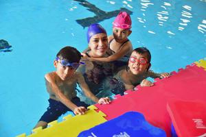30072018 Giovanna, Isabela, Manuel y Roberto.