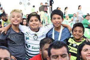 28072018 MUY CONTENTOS.  Alejandro, Leonardo, Luis y Sergio.