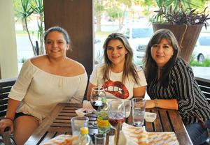 31072018 Mariana, Ana Lucía y Alma.