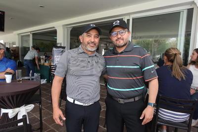 Francisco Martínez y Rafael Sarmiento.