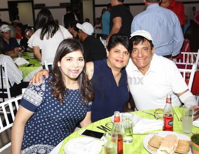 Familia Salazar.