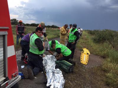 Se reportaron varias personas lesionadas; sin embargo, no hay datos confirmados.