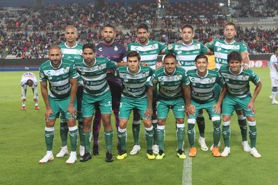 Los once Guerreros que disputaron el debut en Copa MX.