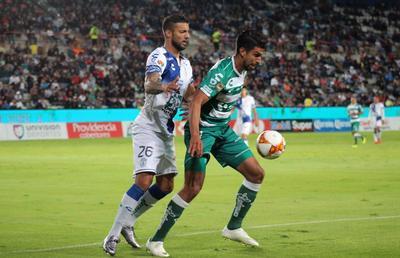 Eduardo Herrera tuvo su primer partido como titular.