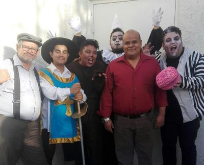 09082018 Alejandro González y la Tropa Cachivaches.
