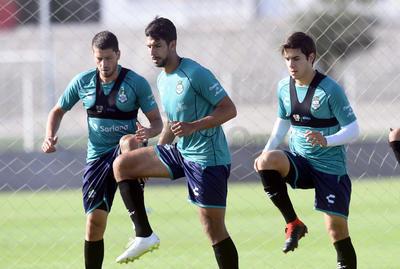 Martín Nervo, Eduardo Herrera y Ulises Rivas.