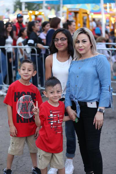 Familia Pérez.