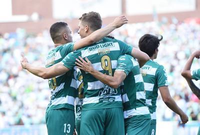 Santos consiguió su segunda victoria en el Apertura 2018.