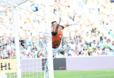 Santos se lleva la victoria ante Puebla