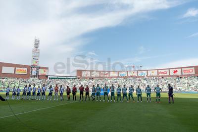 Los Guerreros disputaron el encuentro correspondiente a la Jornada 3 del Torneo Apertura 2018.