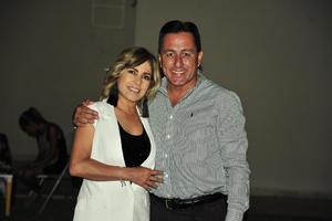Nancy y Juan Carlos