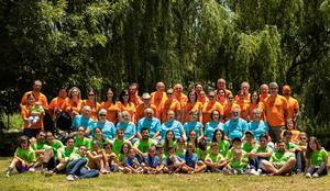 07082018 LA FOTO DEL RECUERDO.  Integrantes de la Familia Martínez en una reunión que se realizó en Abasolo, Durango, con familia de Aguascalientes, Monterrey, CDMX, Florida y Torreón.