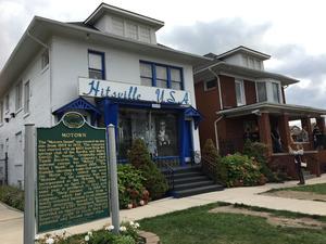 07082018 Actualmente, el antiguo estudio Tamla Records, en Detroit, es un museo.