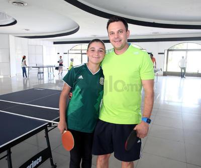 Valentina Ruiz y José Antonio Ruiz.