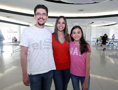 Familia Carrasco Morales.