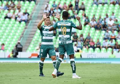 Santos Laguna viajará a Guadalajara donde enfrentarán a Chivas en la Liga MX.