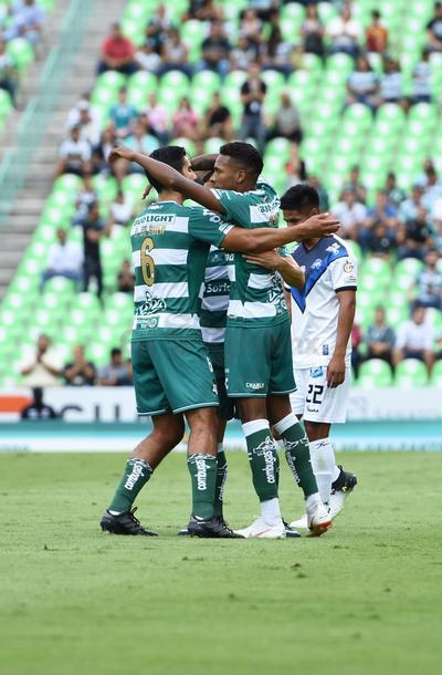 Santos buscará imponerse ante Celaya el próximo miércoles 15 de agosto en la Copa MX.