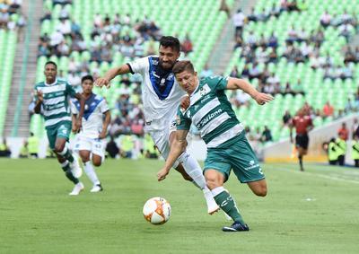 Santos Laguna no consigue sumar tres puntos en Copa MX.