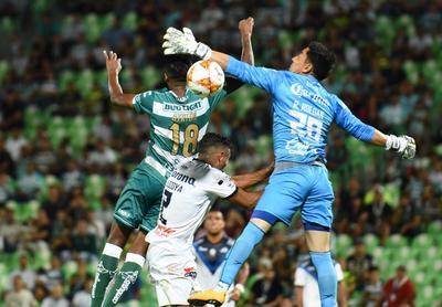 Santos sigue sin sumar tres puntos en Copa MX