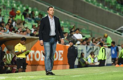 El estratega dirigió su último partido anoche ante Celaya por la Copa MX.