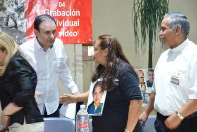 """El futuro secretario de Seguridad, Alfonso Durazo, aseguró que en el Gobierno del presidente electo Andrés Manuel López Obrador no habrá """"arreglos"""" con ningún grupo criminal."""