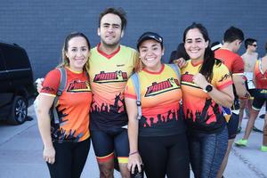 10082018 Claudia, Ray, Valeria y Tere.
