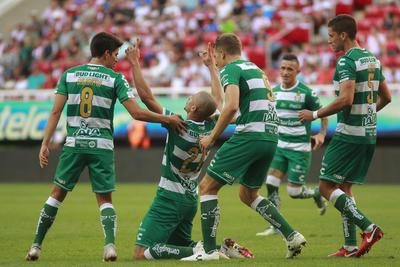 Santos Laguna sigue dando batalla en el Apertura 2018.