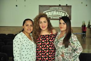 13082018 Cynthia Recio, Ale Coto y Nancy Cielo.