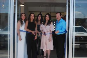 12082018 Marisa, Kareny, Anet, Marisa y Eduardo.