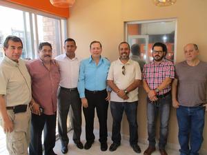 12082018 Humberto, Gonzalo, José Luis, Eduardo, Armando, Isidro y Juan Antonio.