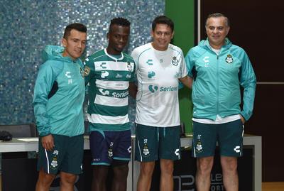 Con esto, el club ahora dirigido por Salvador Reyes cierra filas para el Apertura 2018.