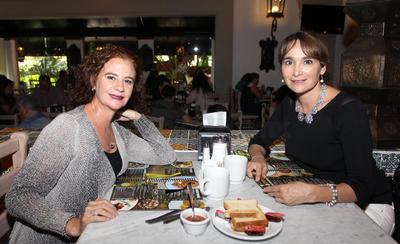 Susy e Iliana.