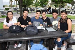16082018 Regina, Ricardo, Diego, Jona, Gumaro y Alejandra.
