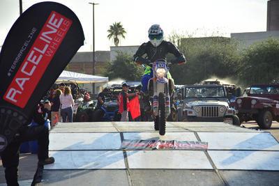 Ponen en marcha el Coahuila 1000-Desert Rally