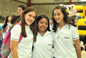 18082018 Daniela Alba, Ilse Coronado y Sofía Flores.