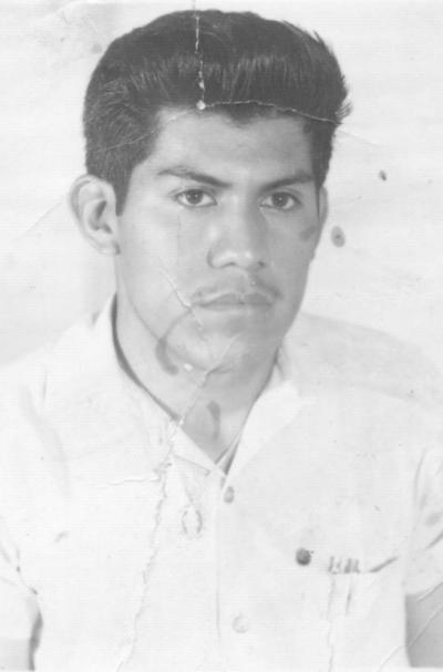 19082018 Gabino Arzate en 1963.