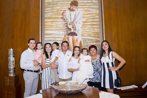19082018 Acompañados de Dora Nieto, Cindy Solano, Alan Enciso y Elva Solano.
