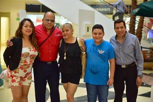 20082018 Jazmín, Gerardo, Elizabeth, Brian y Carlos.