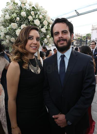 Boda de Ana Beatriz Enríquez y José Luis Reyes