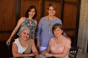 21082018 Magda, Elena, Marina y Angelines.