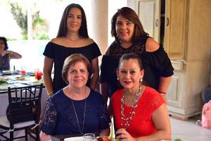 21082018 Cristina, Cecilia, Marichelo y Coquis.