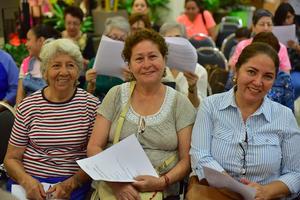 22082018 Eloísa, Ana María y Magda.
