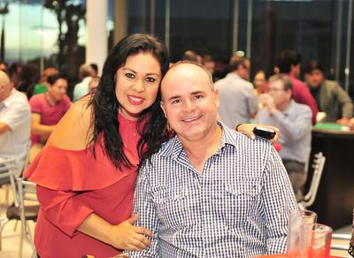 23082018 Norma Mora y Adolfo Blanchet.