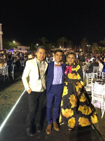 23082018 Roberto Mendoza, Eliud Ignacio Ayala y Nancy Romo Rodríguez.