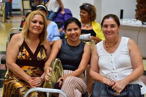 23082018 Ángeles, Lupita y Pilar.