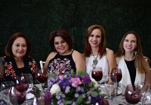24082018 Daniela, Clarisa, Nancy y Helen.