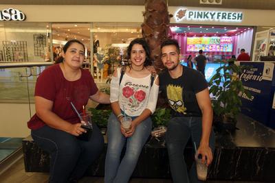 Familia Sánchez Lara.