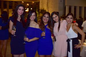 25082018 Fabiola, Liliana, Mayel, Claudia y Andrea.